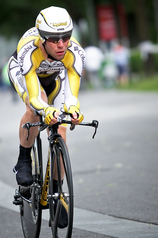 Tour de Suisse: Mark Cavendish