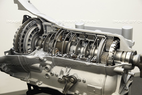 Bmw 2009 8 Speed Automatic Transmission Flickr Photo