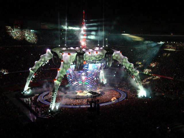 Show U2