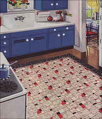 The world 39 s best photos of 1930s and linoleum flickr for M kitchen world chop wash