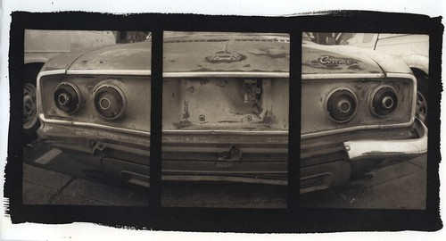 Unsafe (Corvair triptych)
