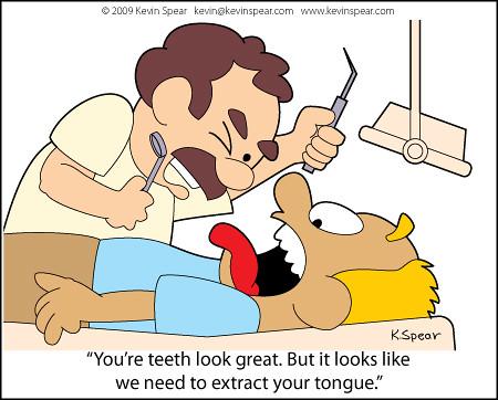 Cartoon Dentist Appointment Flickr Photo Sharing