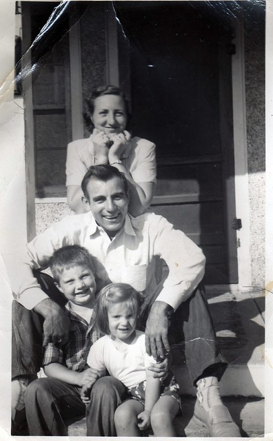 A Happy Family - Vintage Photo from Flickr via Wylio