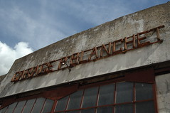 The Sign: Garage P. Blanchet