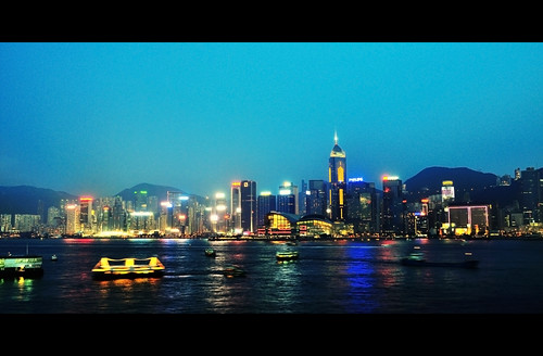 Good night Hong Kong