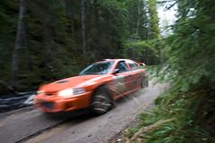 Rallytrening 6.9.2009