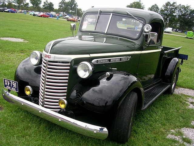 1940 Gmc pickup truck