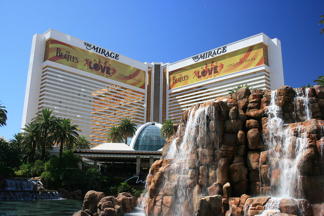 The Mirage Hotel, Las Vegas