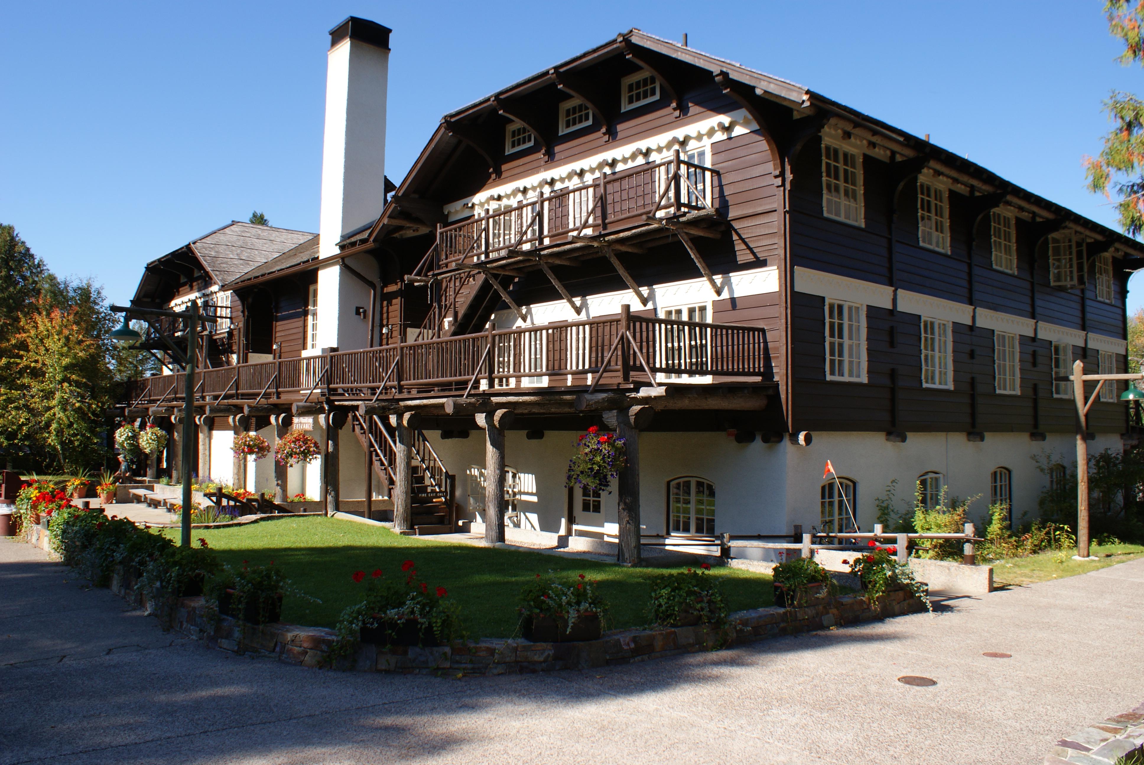 Lake Mcdonald Lodge Restaurant Menu