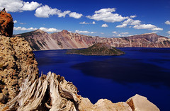 Crater Lake from Garfield Peak Trail, 2007 Study