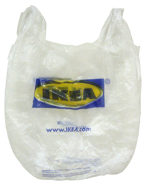 Literature review of plastic bags