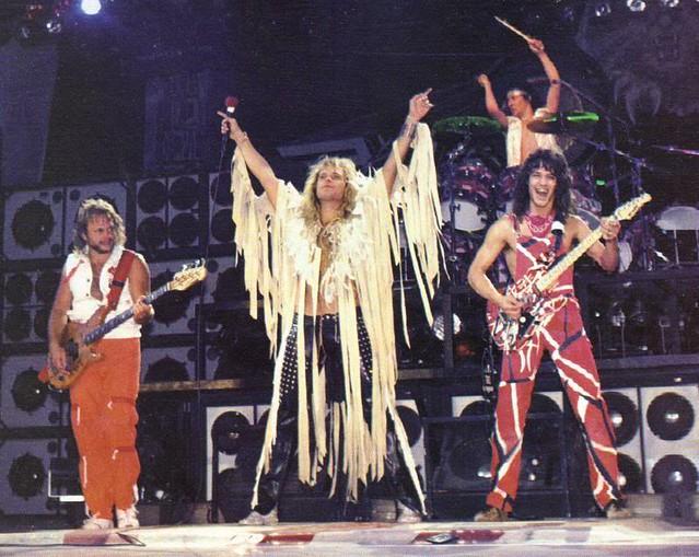 van halen us festival encore 1983 flickr photo sharing