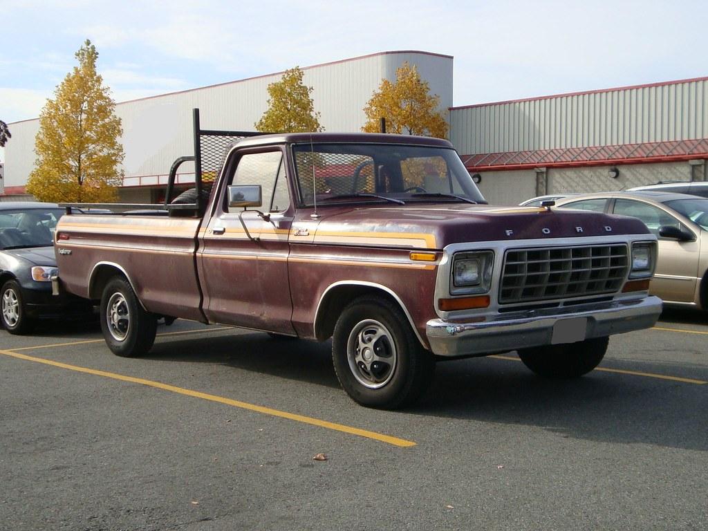 1979 ford f 150 explorer pickup truck a photo on flickriver. Black Bedroom Furniture Sets. Home Design Ideas