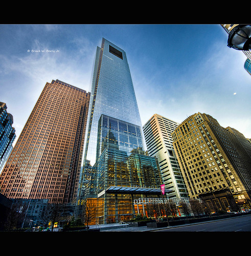 building philadelphia comcast centercity canon350d handheld 70300mm hdr vertorama darthbayne