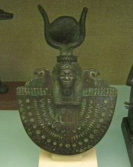 Small Objects of the Late Period: Aegis of a Goddess
