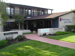 Redwood City Blood Center