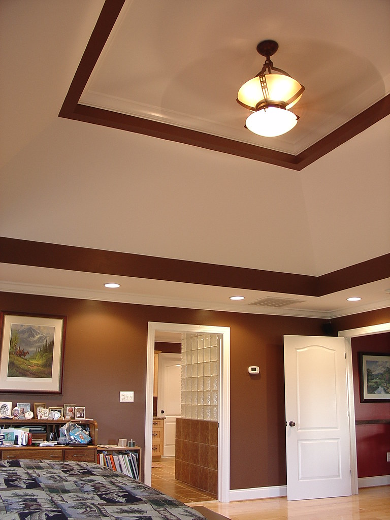 Tray Ceilings In Bedrooms: BEDROOM TRAY CEILING