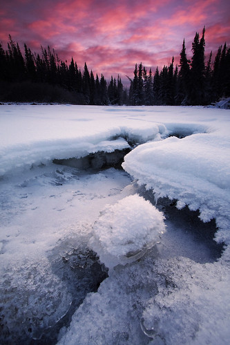 snow cold ice nature alaska sunrise landscape 10 widerness 3stop singhray revgrad