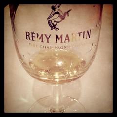 @awarnach liet het zich smaken #cognac