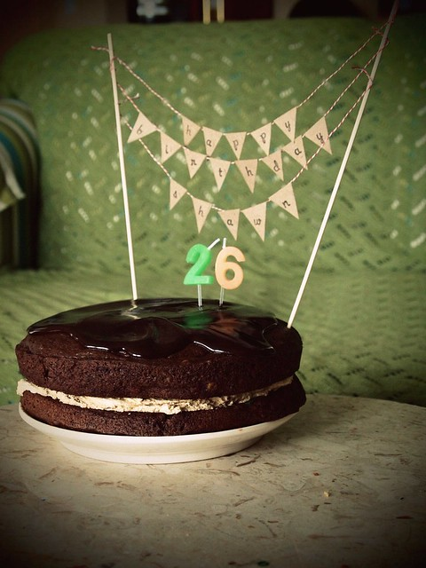 Whoopie Pie Birthday Cake