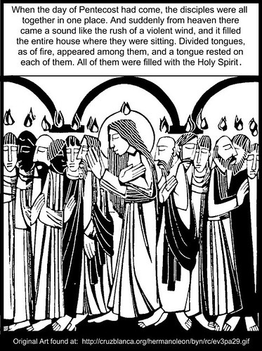 Pentecost Bulletin Cover 2