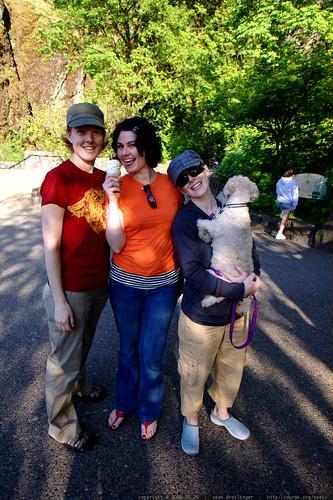 kat, rachel, juls, and zeke?    MG 4576