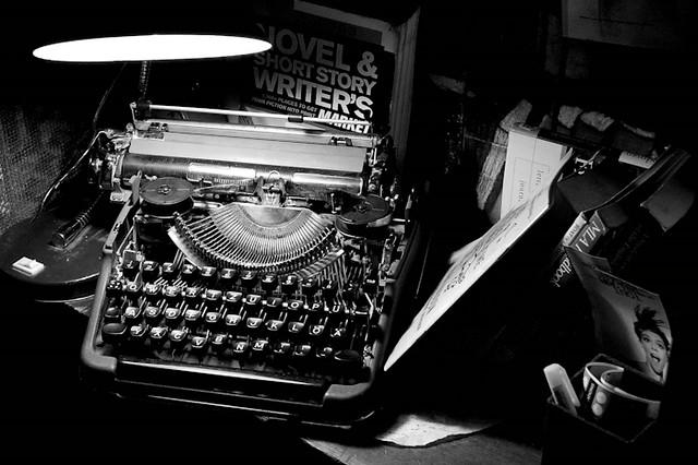 "Image: ""Writer's Desk"""