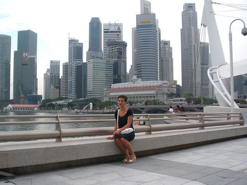 Amanda and Singapore I