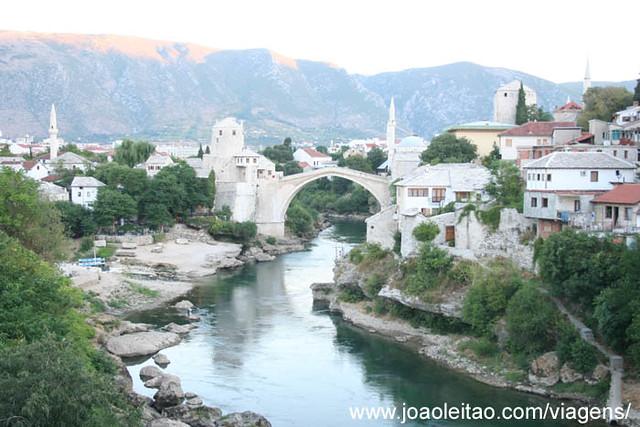 Fotografias de Mostar, Bósnia e Herzegovina