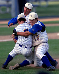 Southern Section Division IV Baseball Championship Game 05-31-00 by kwongphotography