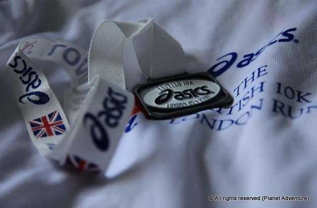 British 10k London Run 2009