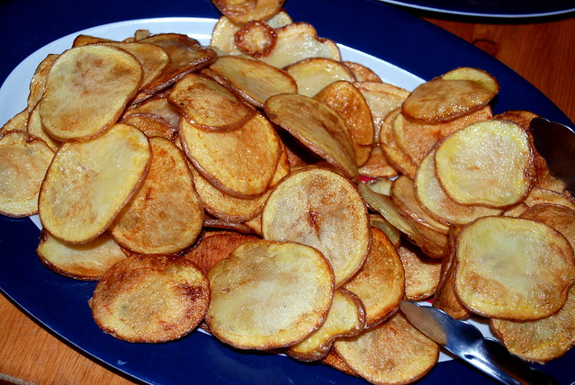 Homemade Potato Chips | Potato Chips made at home. | Flickr - Photo ...