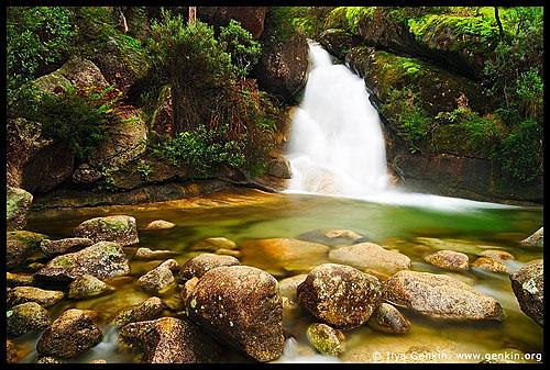Lady Bath Falls, Mount Buffalo National Park, Victoria, Australia