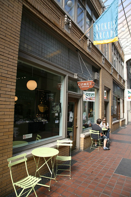Comet Coffee In Downtown Ann Arbor Mi Flickr Photo
