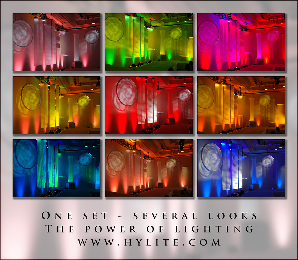 Son et' Lumiere Sunday - General Session Lighting Looks by MDSimages.com