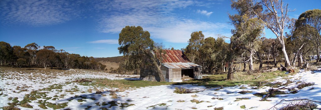 Goonandra Hut Built 1913 A.D.