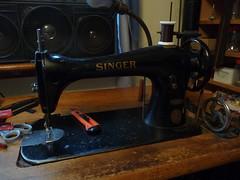art(0.0), wheel(0.0), steam engine(0.0), sewing machine(1.0), machine(1.0), iron(1.0),