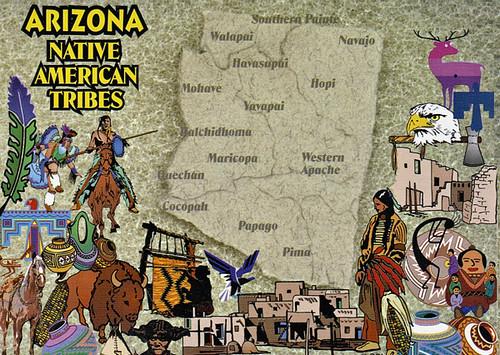 Arizona Native American Tribes-B | Flickr - Photo Sharing!