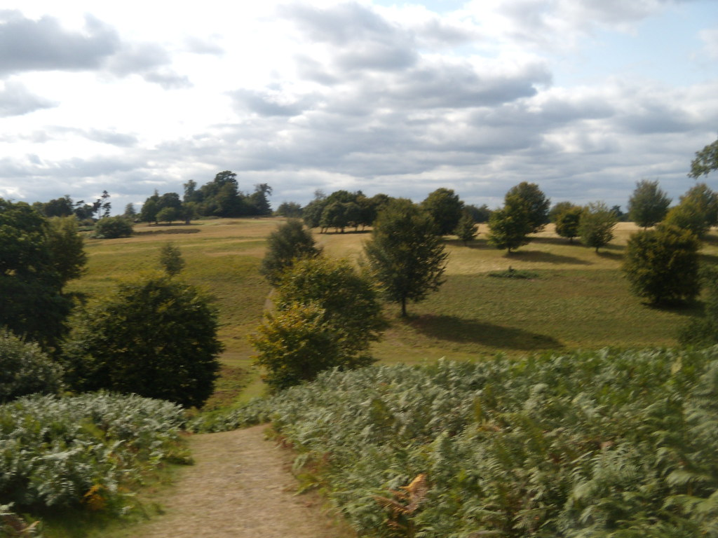 Knole Park Borough Green to Sevenoaks