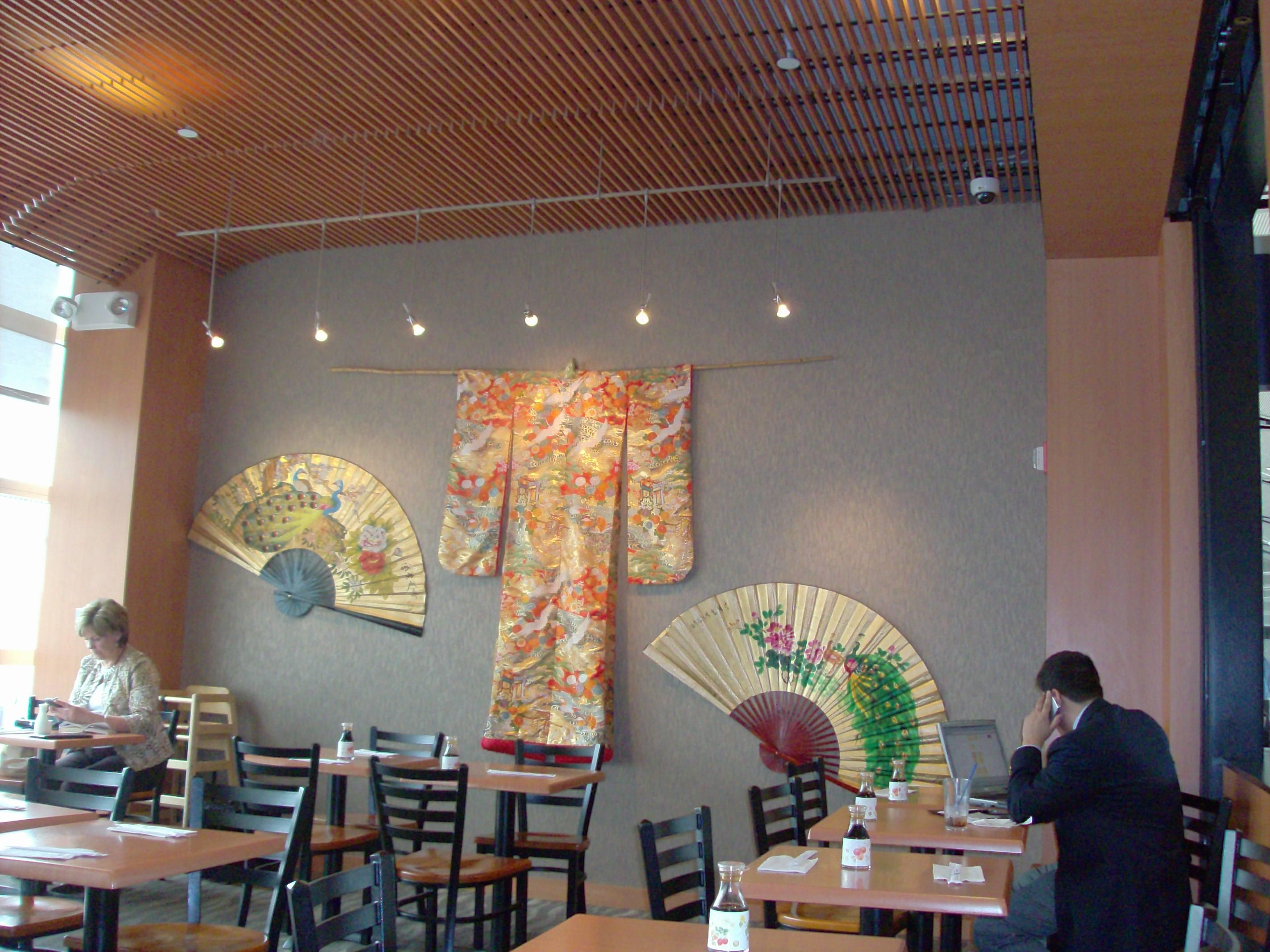 Sora Japanese Restaurant Brevard Nc Menu