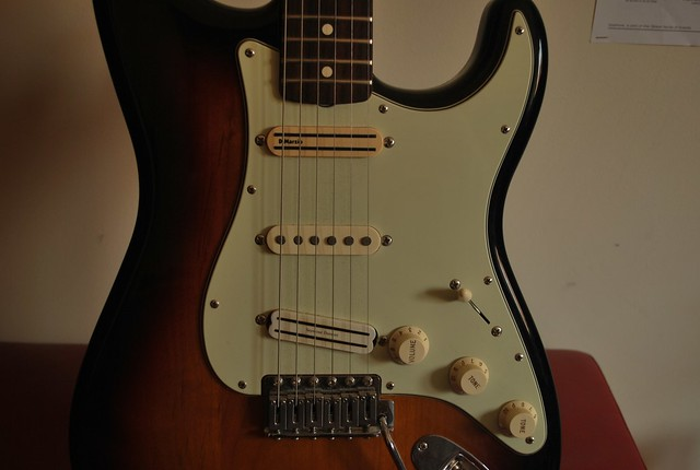 Photo:2008 Fender Stratocaster Kenny Wayne Shepherd Signature By Freebird_71