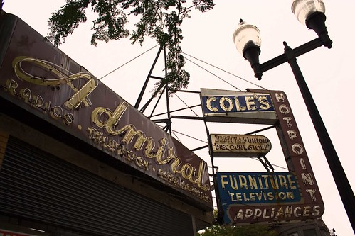 Cole's Furniture Sign-Chicago, IL by William 74