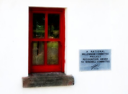 Visitor's Centre window