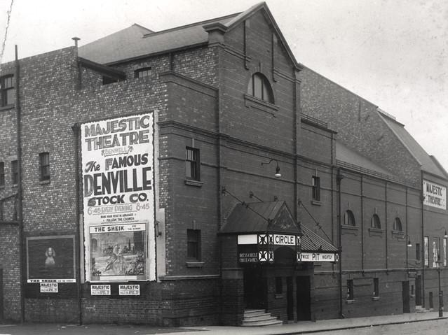 Majestic Theatre, Benwell (1927-2004)