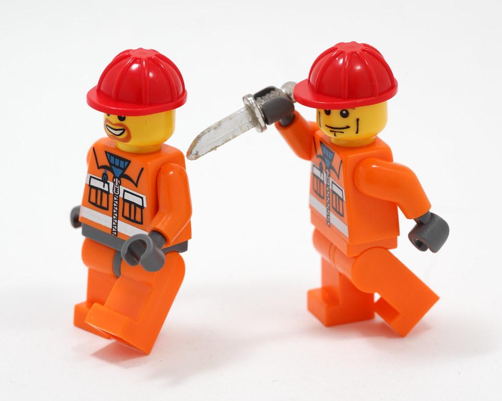 Lego Back Stab Torben Hansen Flickr