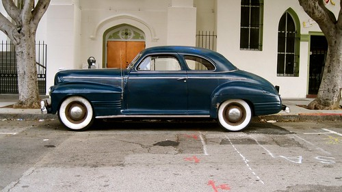 1941 Pontiac Coupe ll