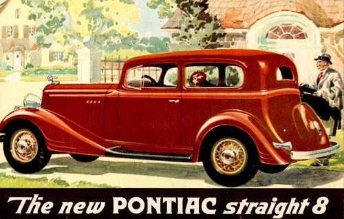 Flickriver aldenjewell 39 s photos tagged with straight for 1934 pontiac 4 door sedan