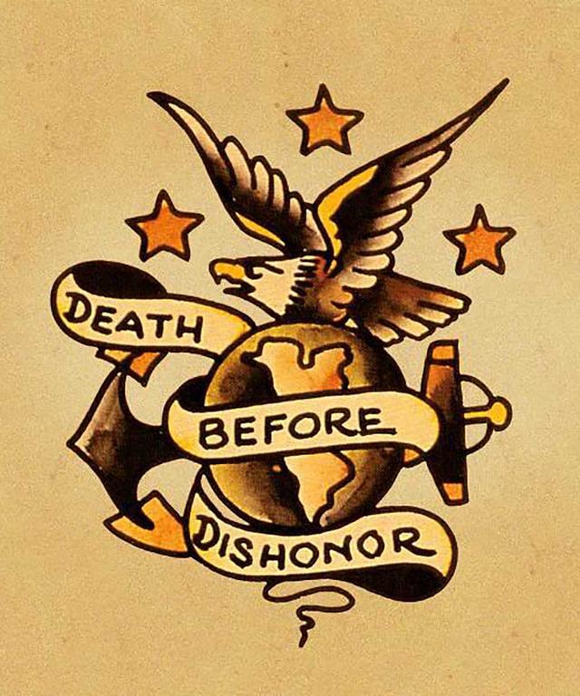 現代刺青之父 Sailor Jerry:結合東西方藝術,引領美式 Old School 水手刺青文化7