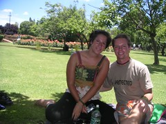 me and shelby in park - 2
