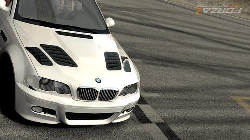 BMW M3 hood vents | Daulton Grothaus | Flickr